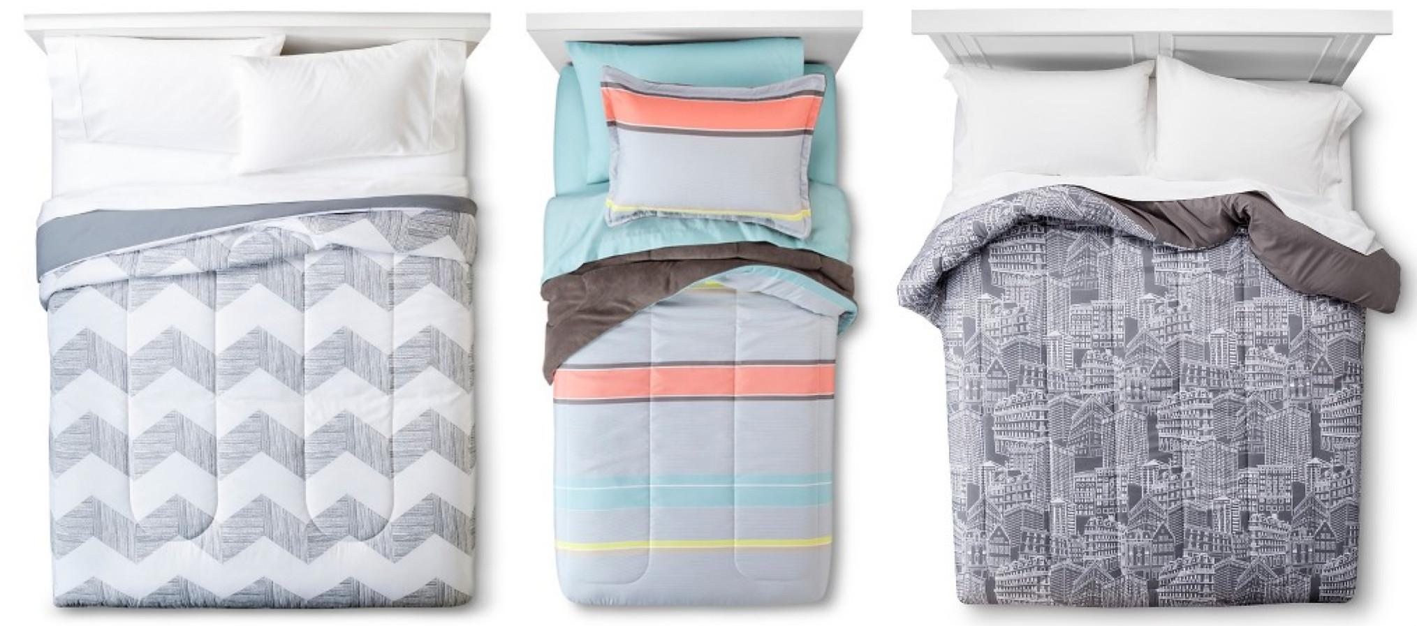 Target Com 5 98 Room Essentials Twin Xl Comforters Or 11 98 Bed