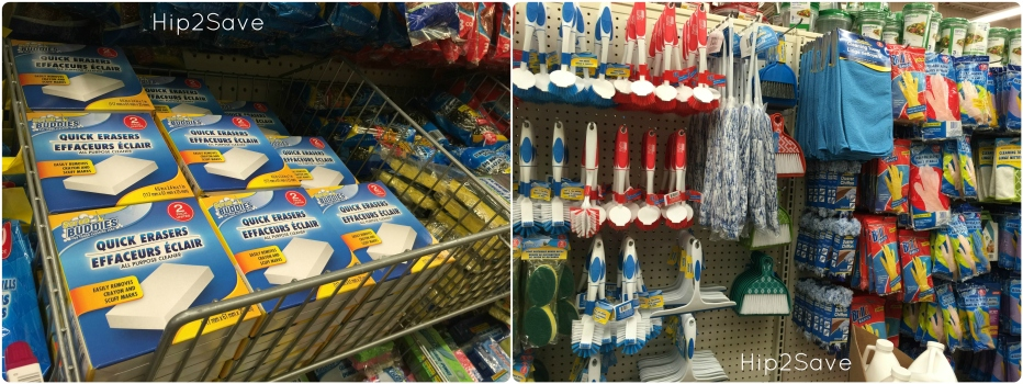Dollar Tree Cleaning Supplies