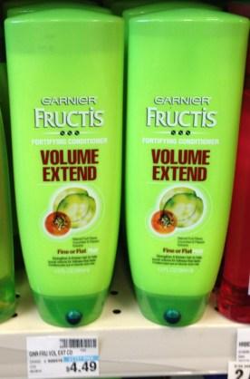 Garnier Fructis Conditioner CVS