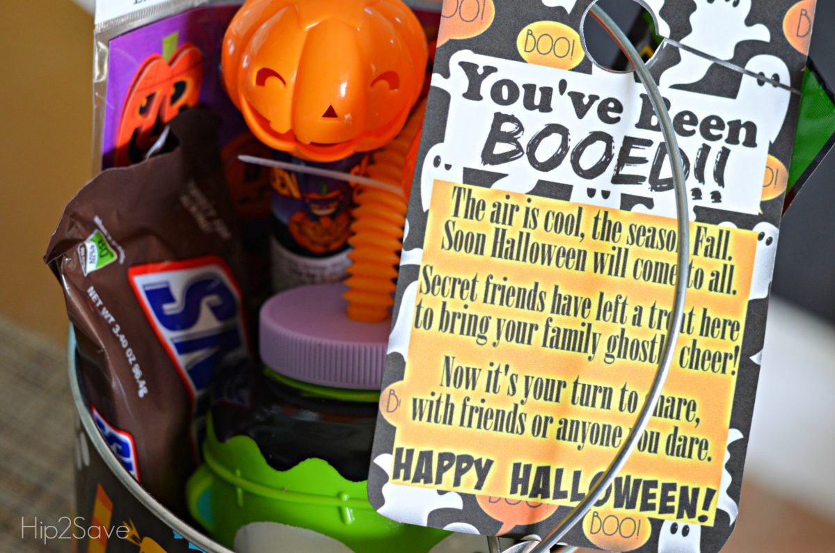 Halloween Treats You've Been Booed Hip2Save