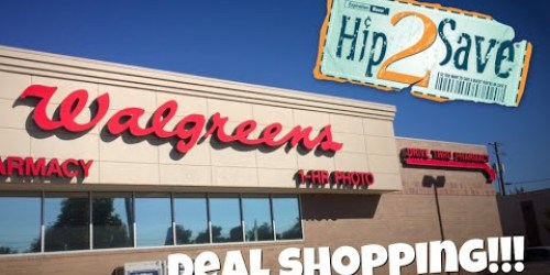 NEW VIDEO: Walgreens Deal Shopping (10/4-10/10) – Save BIG on Toilet Paper, Candy & More