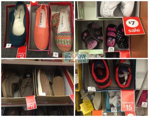 61567b5eb7605b Payless  ALL Red Tag Clearance Shoes ONLY  5 - Hip2Save