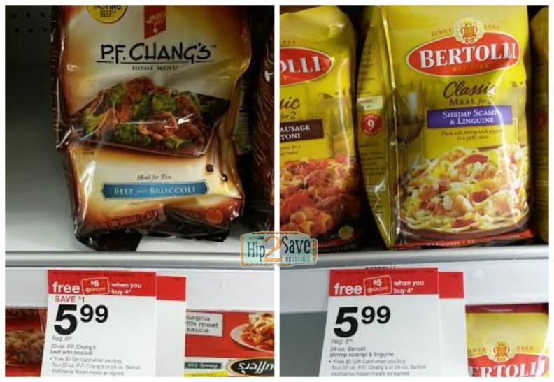 Target P.F. Chang's Bertolli