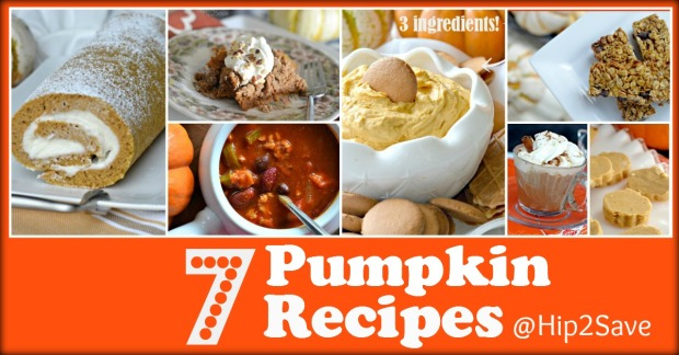 Hip2Save's 7 Delicious Pumpkin Recipes