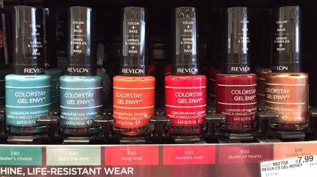 Revlon Colorstay Gel Envy CVS
