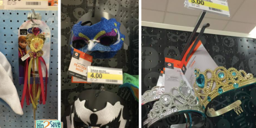 Target: Kid's Halloween Costumes & Accessories on Sale Buy 1 Get 1 FREE (Through 10/10)