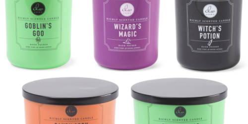 TJMaxx: Free Shipping on EVERY Order = Halloween Candles ONLY $7.99 Shipped (Regularly $14)