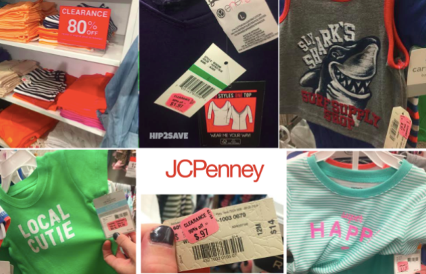 f52f4082710b JCPenney  Up to 90% Off Clearance Sale w  Prices As Low As 97¢ (+ ...