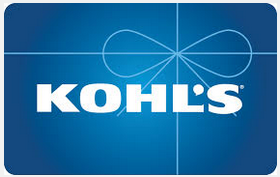 Discounted Kohl's Gift Card