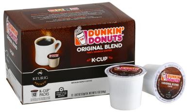 Dunkin Donuts CVS