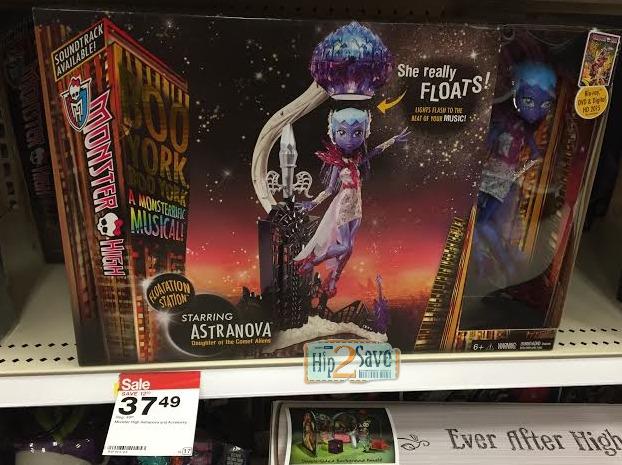 Target Monster High Astranova