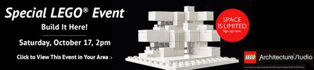 B&N LEGO event