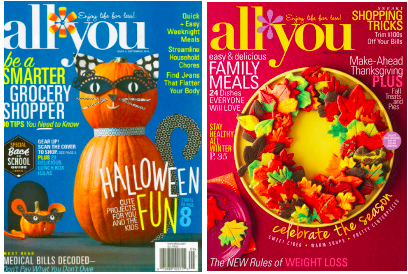 All You Magazine Closing Down After 11 Years (Final Issue To Be December 2015)