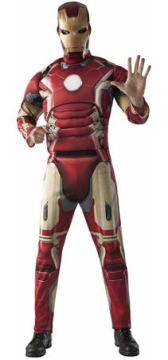 Walmart: Men's Avengers Ironman Halloween Costume