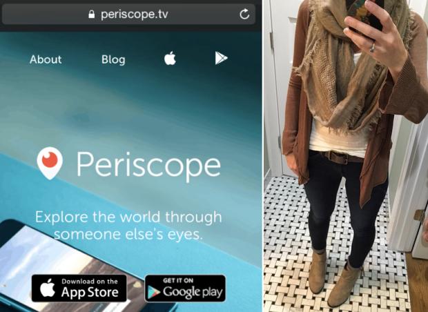 Hip2Save on Periscope