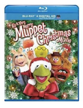 It's a Very Merry Muppet Christmas Movie on Blu-ray + Digital HD