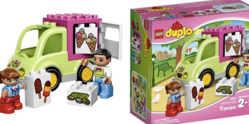 LEGO DUPLO Ice Cream Truck Set Only $7.59 (Regularly $19.99)