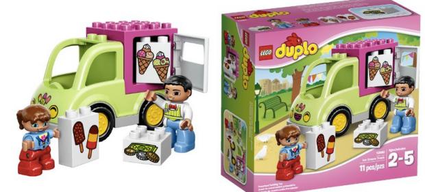 Lego Duplo Ice Cream Truck