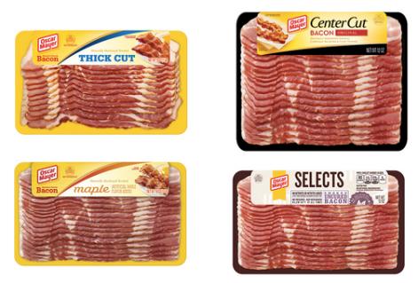 Oscar Mayer Bacon Products