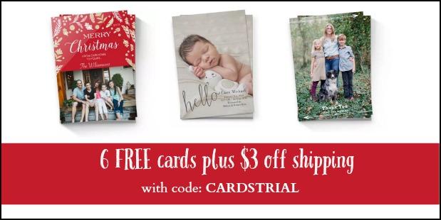 Snapfish Christmas Cards.Snapfish 6 Free Greeting Cards Just Pay Shipping Hip2save
