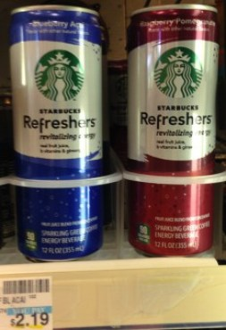 Starbucks Refresher CVS