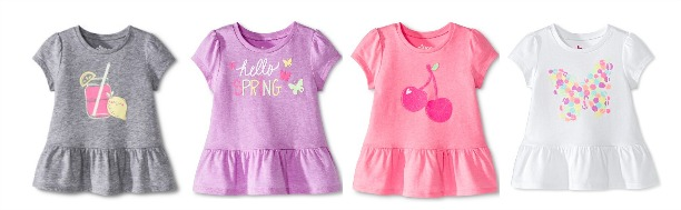 3c3724068 Target.com: EXTRA 20% off Kids And Baby Clearance Clothing = Shirts ...