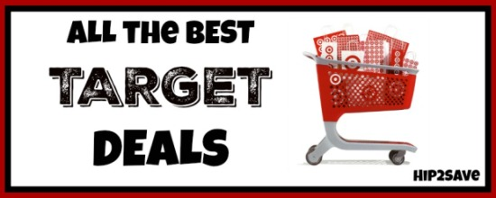 All the BEST Target Deals
