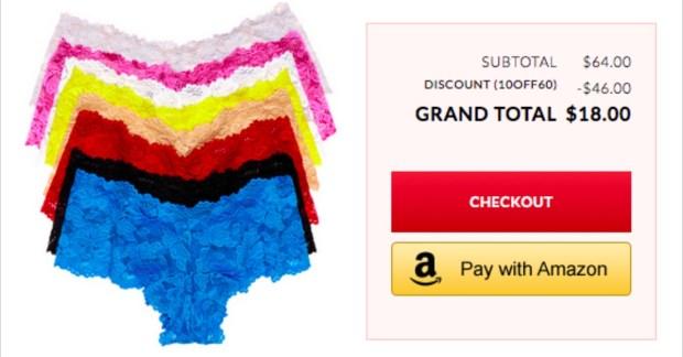 Panties Deal