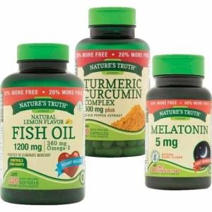 Rite Aid Nature's Truth Vitamins