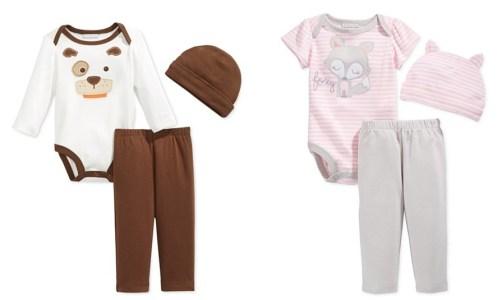 3 Piece Infant Sets