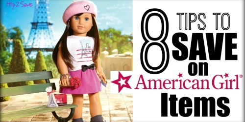 EIGHT Tips to Save on American Girl Items
