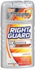 right guard xtreme heat shield