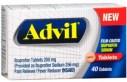 advil film coat 40 ct.