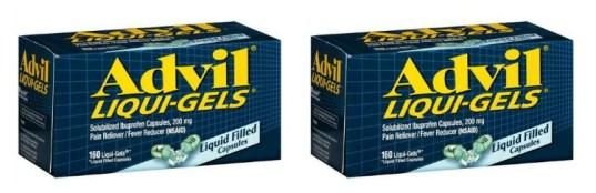 Advil Liqui-Gels 160 count