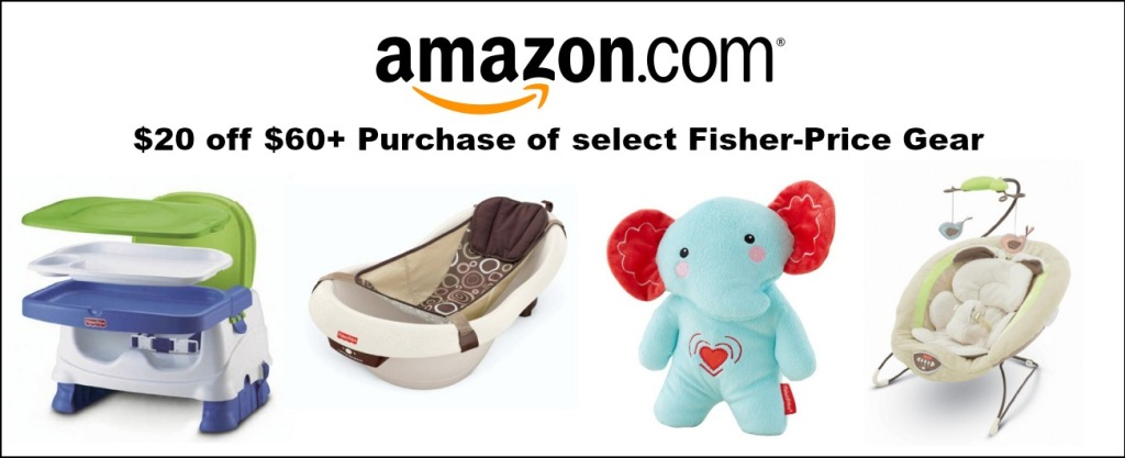 amazon Fisher-Price Offer