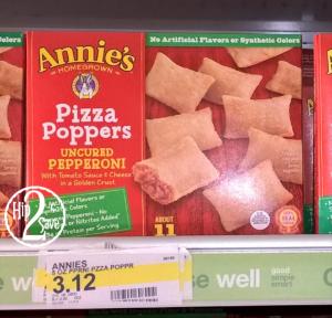 Annie's Frozen
