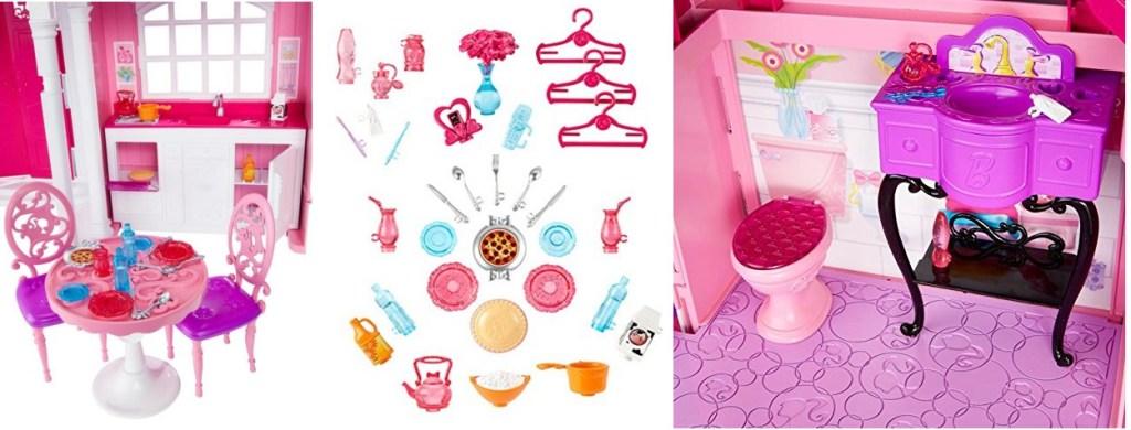 Barbie Malibu House Accessories