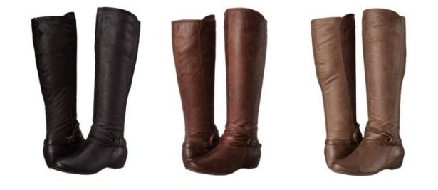 BareTraps Women's Sapphire Slouch Boots