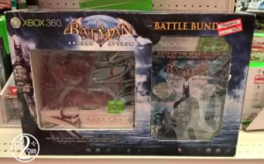 Batman Battle Bundle for Xbox 360