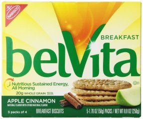 Belvita Breakfast Biscuits CVS