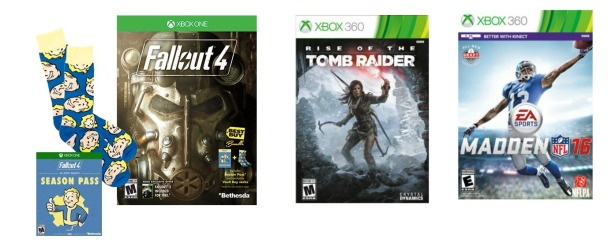 Best Buy Video Game Offer