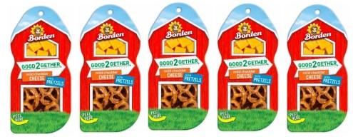 Borden Good2Gether Snack Trays