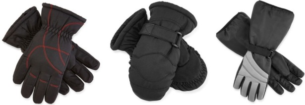 Boys' Winter Gloves with Thinsulate