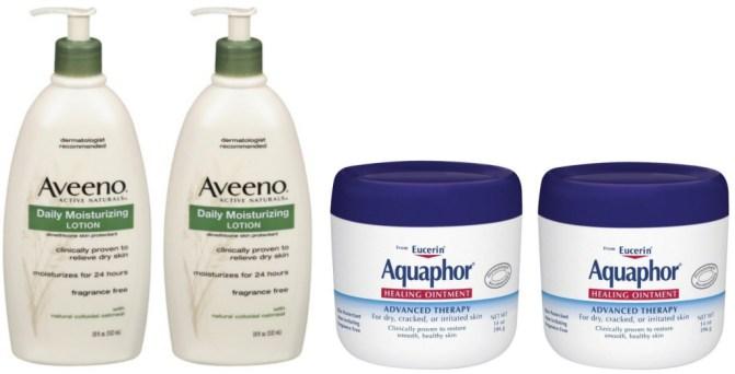 Target com: BIG Savings on Aveeno Lotion, Aquaphor, Cologne & More +