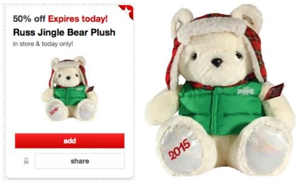 Russ Jingle Bear