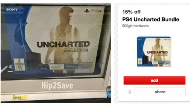 Target PS4