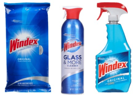 Windex Products