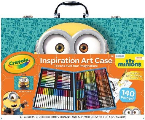 Crayola Minions Set