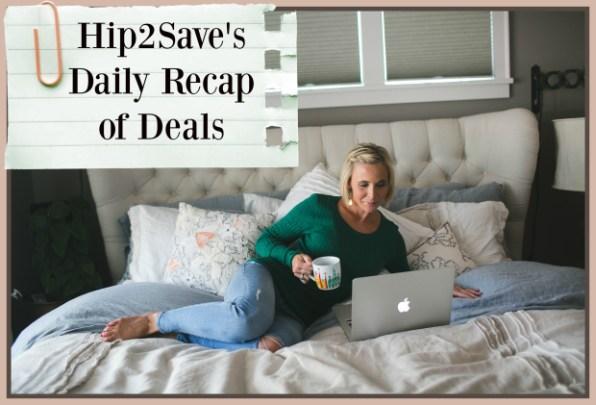 Hip2Save's Daily Recap of Deals