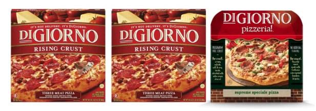 DiGiorno Pizzas